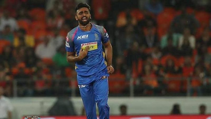 Jaydev Unadkat has a unique connection with RR in the IPL