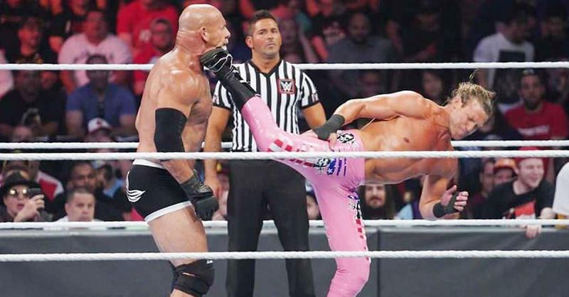 Bret Hart shared his thoughts on WWE banning leg slaps