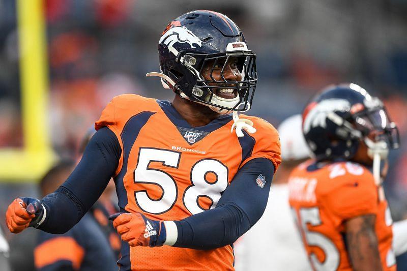 Denver Broncos LB Von Miller