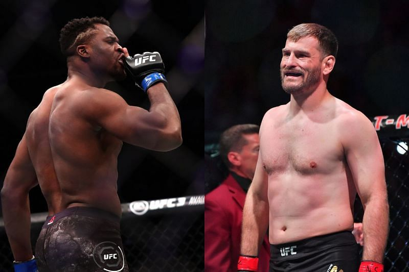 UFC 260 - Stipe Miocic vs Francis Ngannou