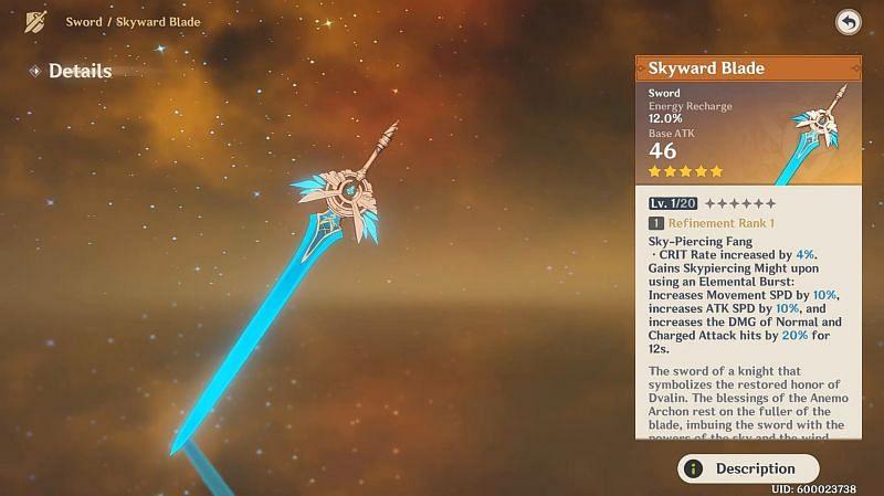 Skyward Blade (Image via Flawless, YouTube)
