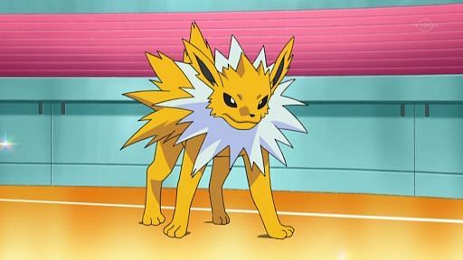 Jolteon (Image via The Pokemon Company)