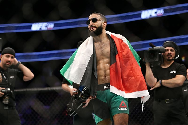 Belal Muhammed at UFC 213: Nunes vs Shevchenko
