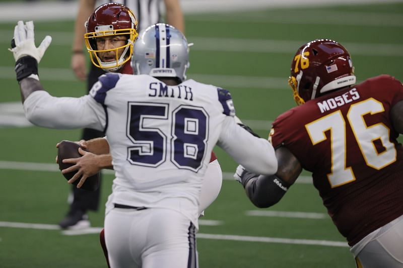 Dallas Cowboys DE Aldon Smith