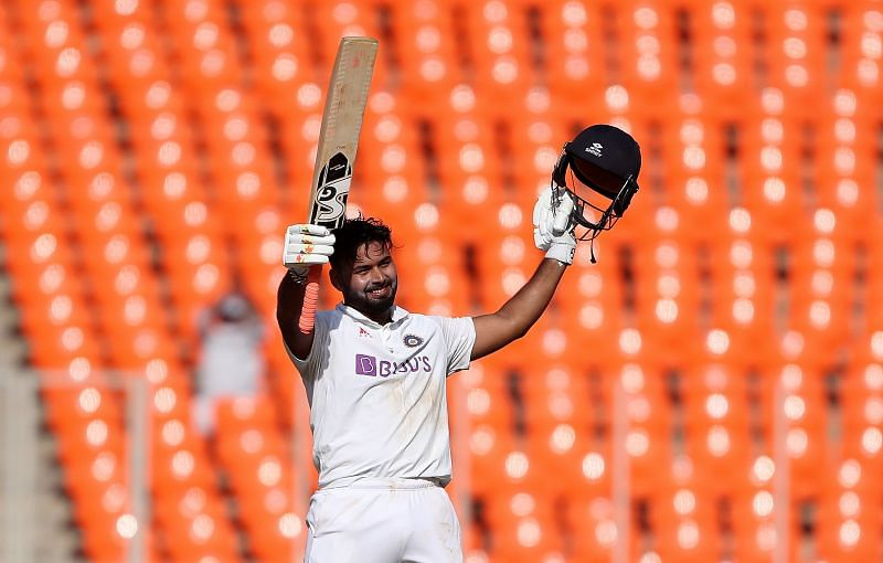 Rishabh Pant has been in top form this year