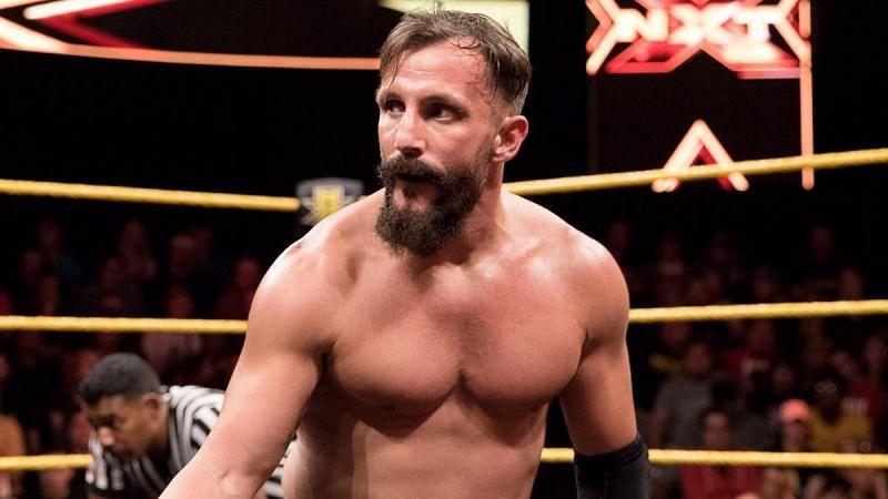 Former NXT Tag Team Champion Bobby Fish