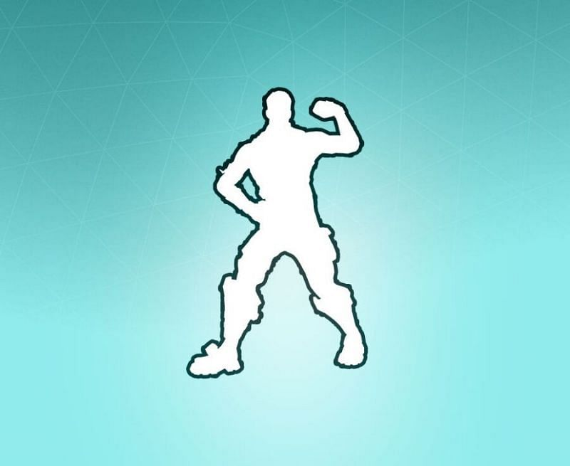 The Marsh Walk emote in Fortnite (Image via Epic Games)