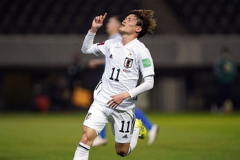 जापान ने मंगोलिया को 14-0 से रौंदा