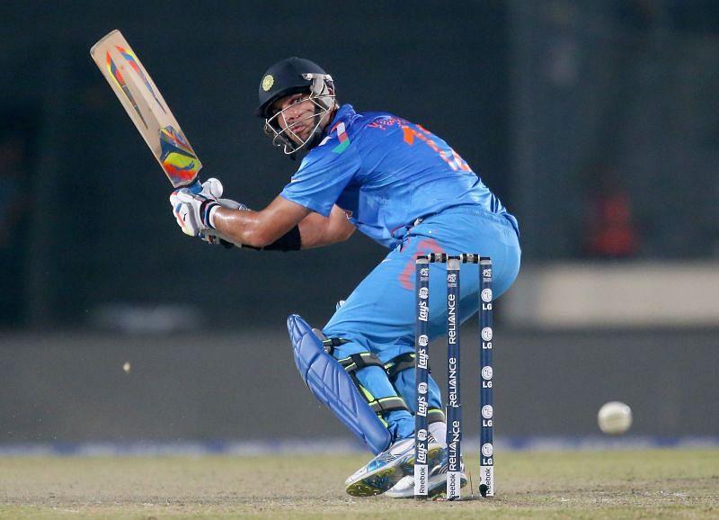 Yuvraj Singh missed out against Sri Lanka