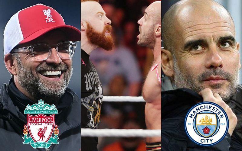 WWE सुपरस्टार्स जो फुटबॉल के बहुत बड़े फैन हैं और उनका पसंदीदा क्लब