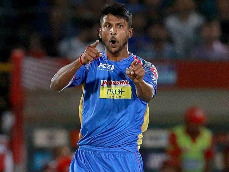 Krishnappa Gowtham is the most expensive uncapped player in the history of the IPL