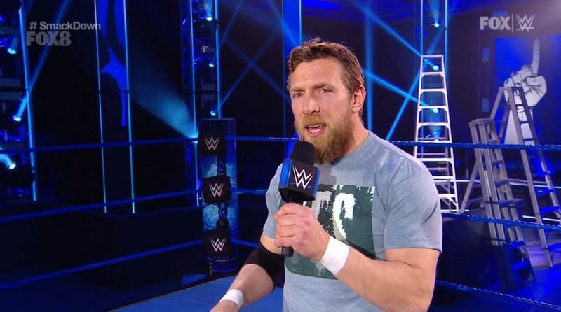 Daniel Bryan is interested in facing a slew of AEW and NXT superstars