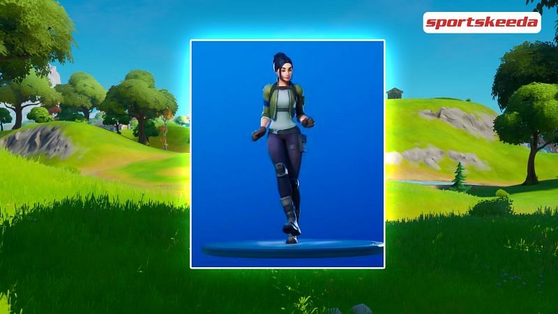 Players can now purchase the Chicken Wing emote in-game (Image Via Sportskeeda)