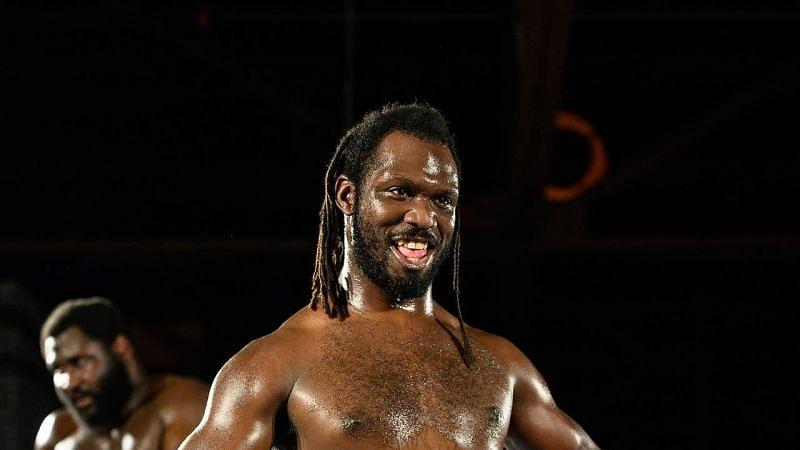 Rich Swann in IMPACT Wrestling