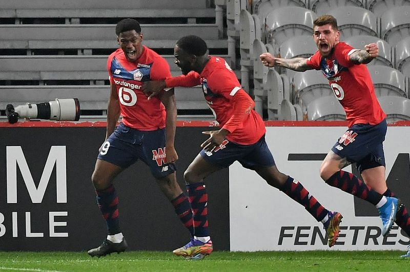 Current Ligue 1 leaders Lille should have too much for Gazelec Ajaccio this weekend