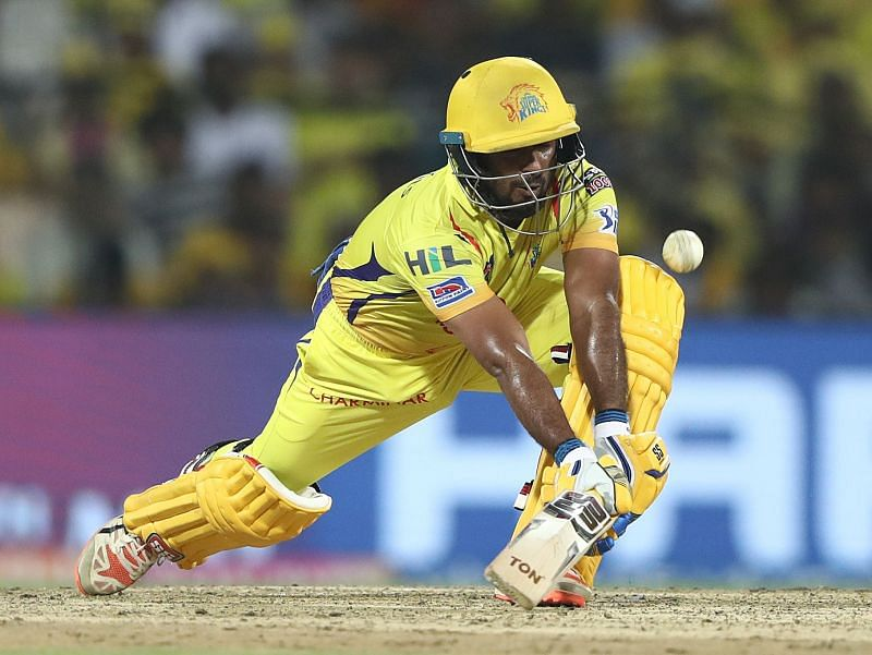 Ambati Rayudu, one of the few who played in IPL as well as ICL