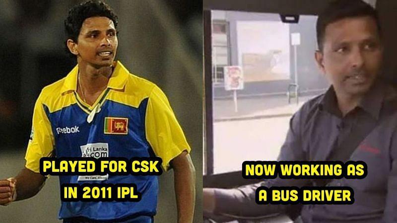 Suraj Randiv is now working as a bus driver in Australia