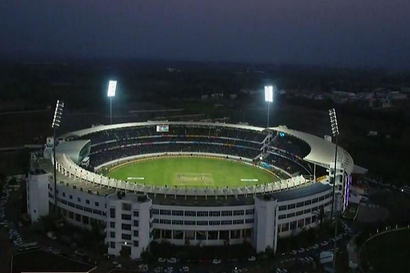 Venue: Saurashtra Cricket Association Stadium, Rajkot