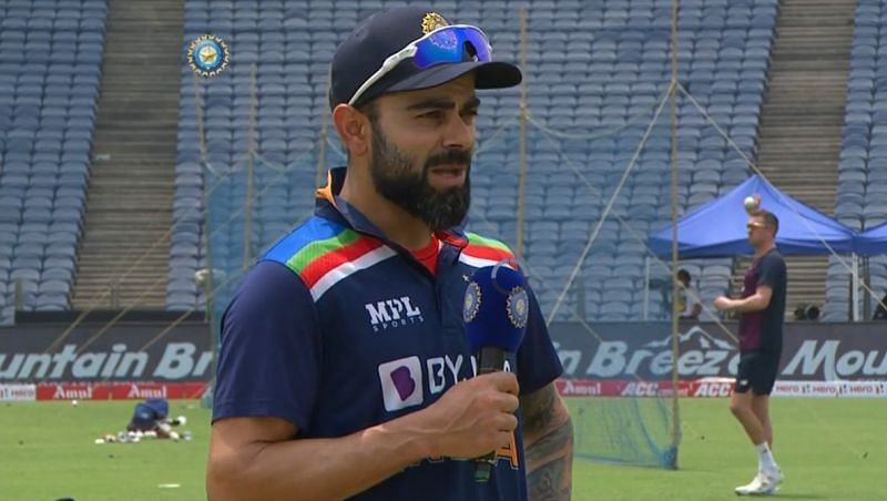 Team India skipper Virat Kohli. Pic: BCCI