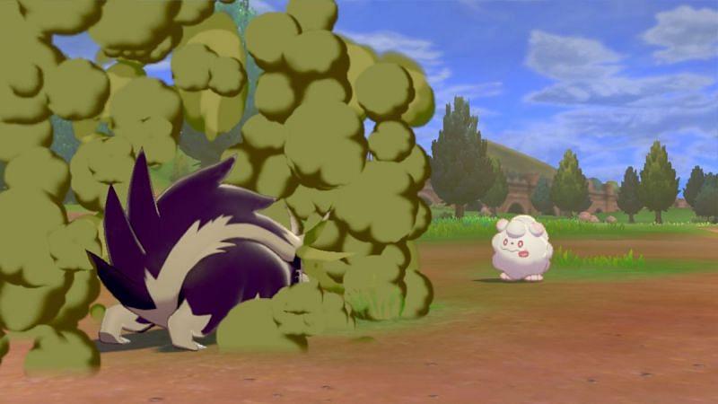 Poison-type Pokemon are pretty common in the games (Image via Game Freak)