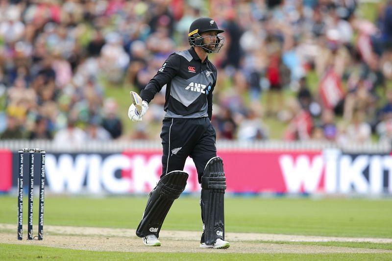 Devon Conway has enjoyed a good start to his international career.