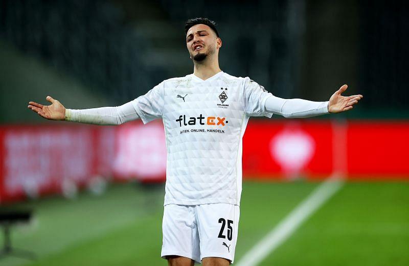 Borussia Mönchengladbach play Augsburg on Friday