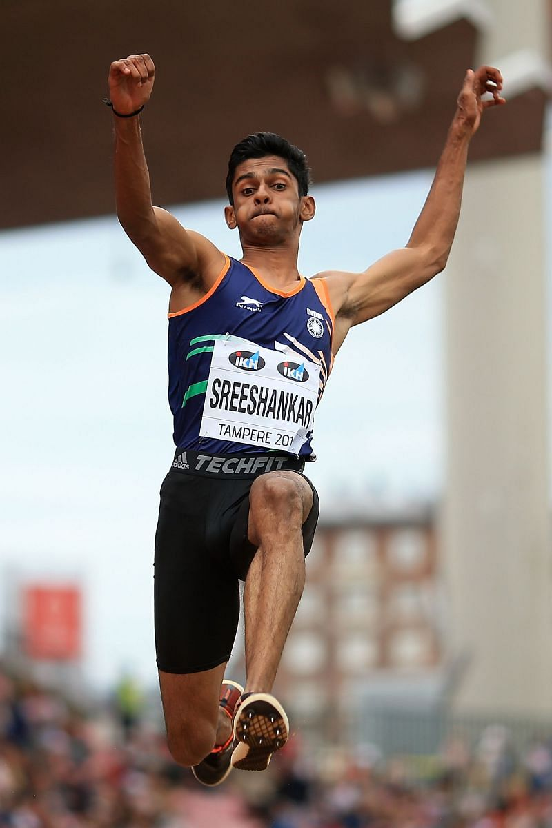 At the Federation Cup, Murali Sreeshankar crossed the 8m-mark a total of five times.