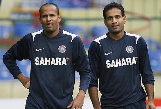 Yusuf and Irfan Pathan