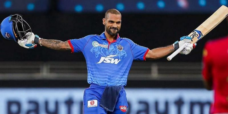 Dhawan finished second on the IPL 2020 Orange Cap list