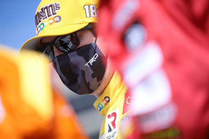 NASCAR Cup Series champion Kyle Busch, wants to be best when it counts. Photo: Sean Gardner / Getty Images.