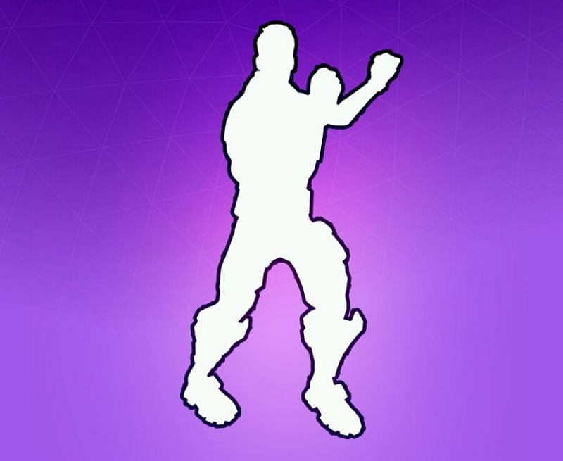 The Fresh emote in Fortnite (Image via Epic Games)
