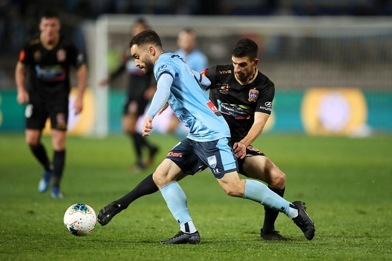 Sydney FC take on Newcastle Jets this week