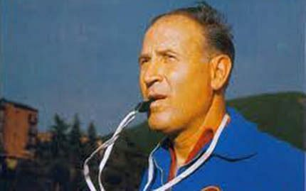 Luis Carniglia won two European Cups with Real Madrid