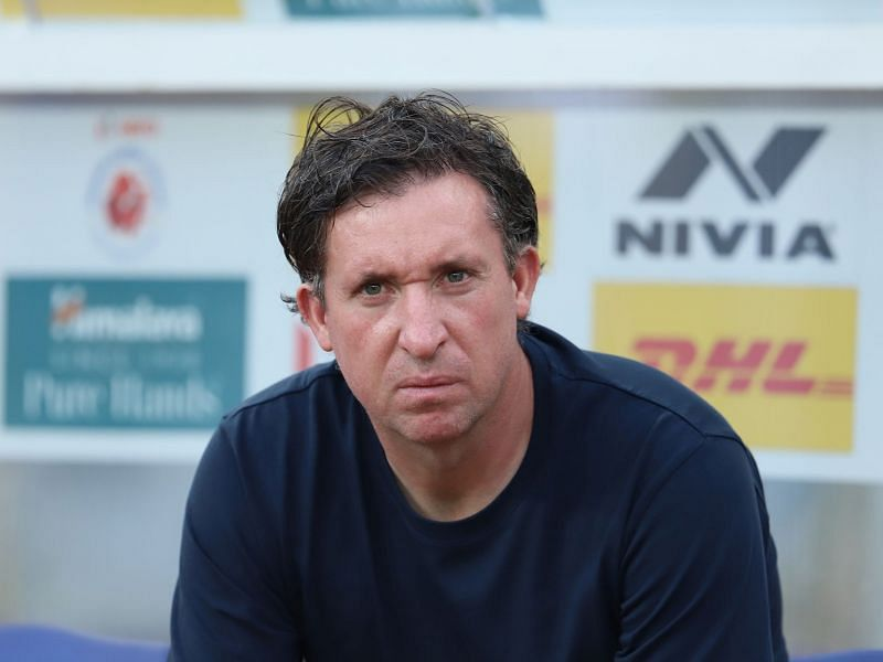 SC East Bengal coach Robbie Fowler loaned seven of his players to I-League clubs and had to rebuild his squad entirely (Image Courtesy: ISL Media)