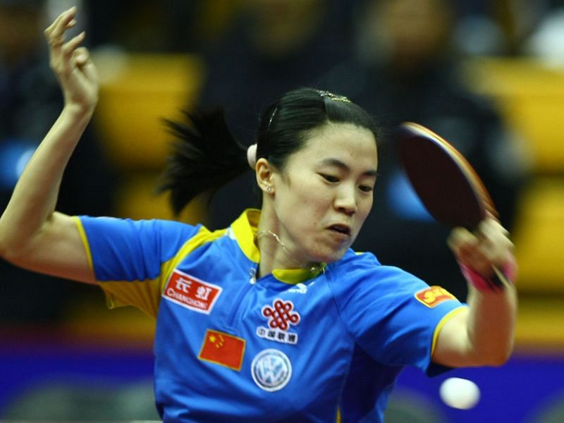 Wang Nan remained as World No. 1 on the ITTF rankings list between 1999 and 2002.