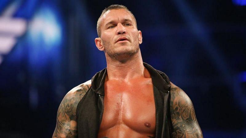 Randy Orton did not appreciate Soulja Boy