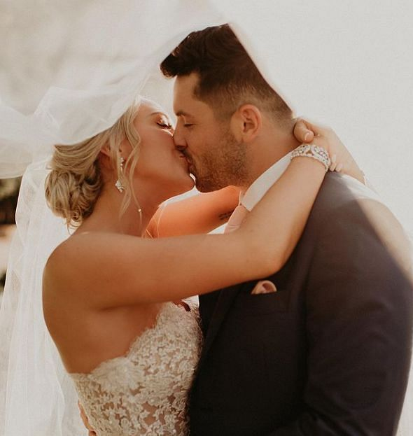baker mayfield and emily wilkinson wedding
