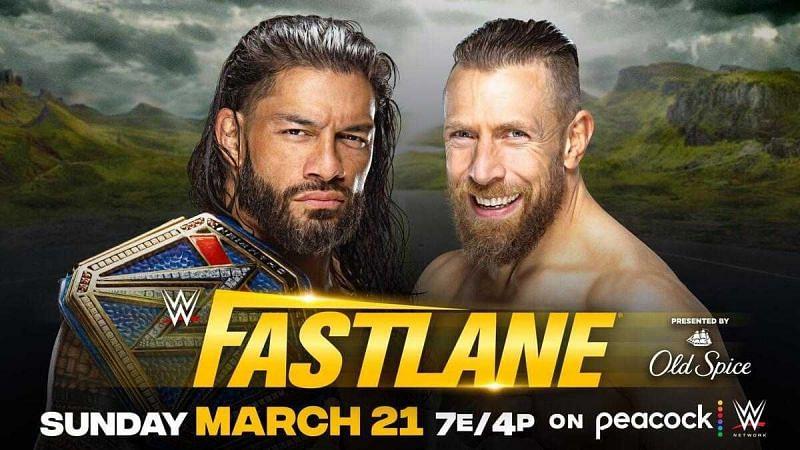 Will Roman Reigns defeat Daniel Bryan tonight at WWE Fastlane?