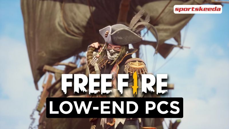 Games like Free Fire for low-end PCs