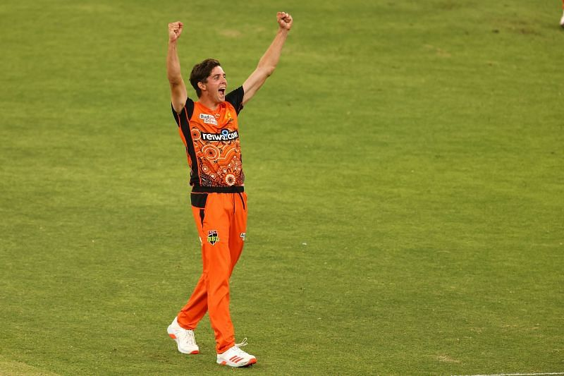 Jhye Richardson picked up 29 wickets in 17 matches this year