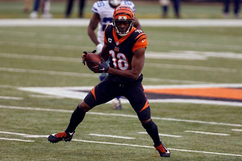 Cincinnati Bengals WR AJ Green