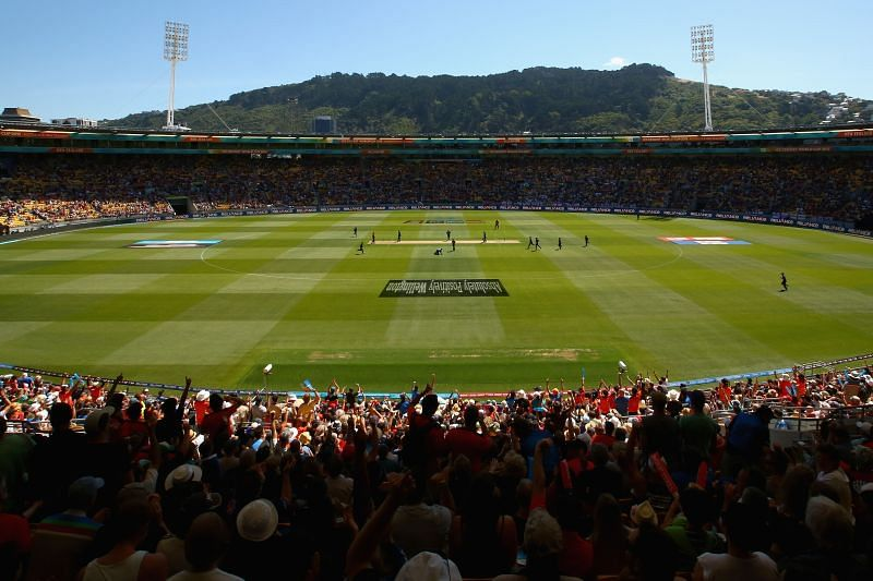 Westpac Stadium will host two T20Is of this series