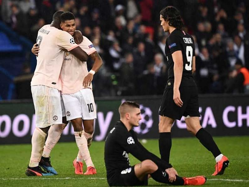 PSG have blown up big leads before in the Champions League.