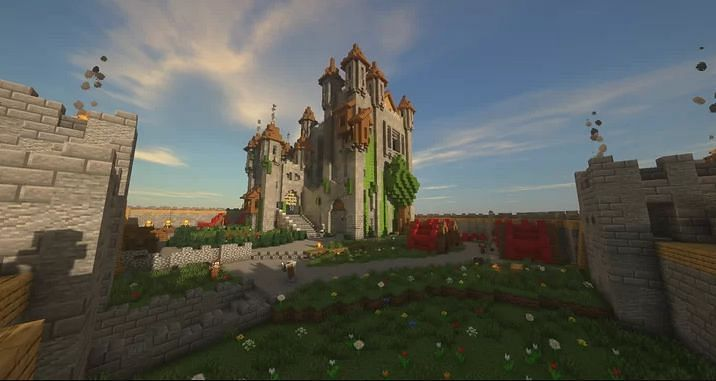 World of Crunch is a survival towny server set inside a medieval empire