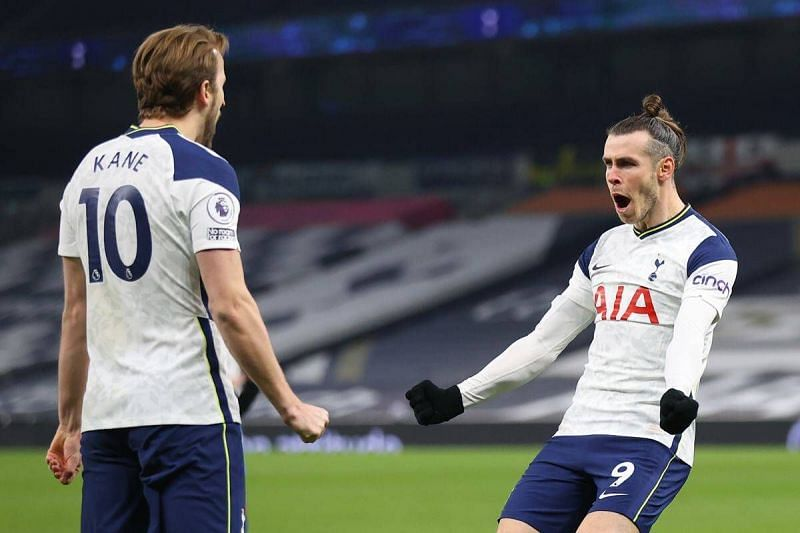 Kane (left) and Bale (right) have been brilliant together.