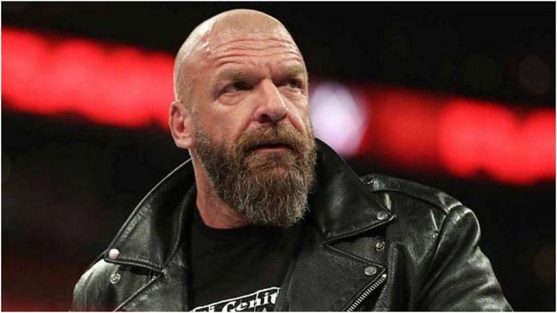 Triple H under quarantine - Reports