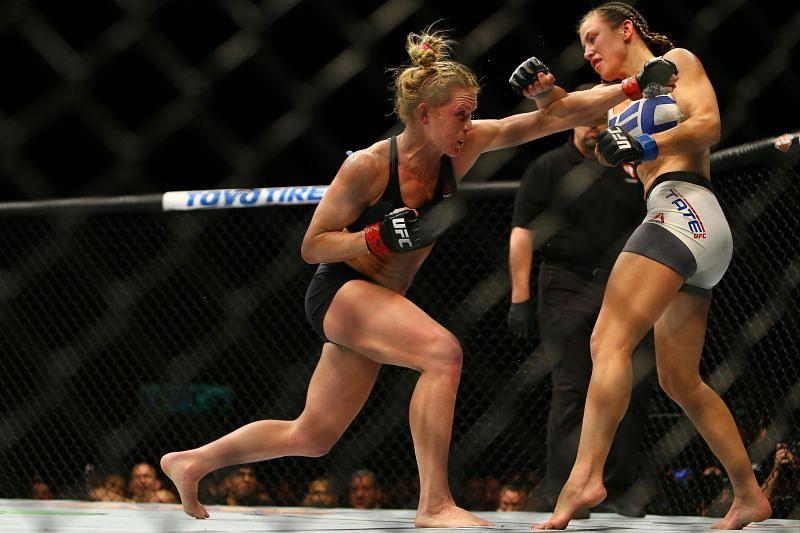 UFC 196: Holm v Tate