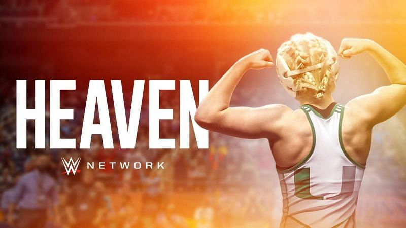 Heaven debuts this Sunday on the WWE Network