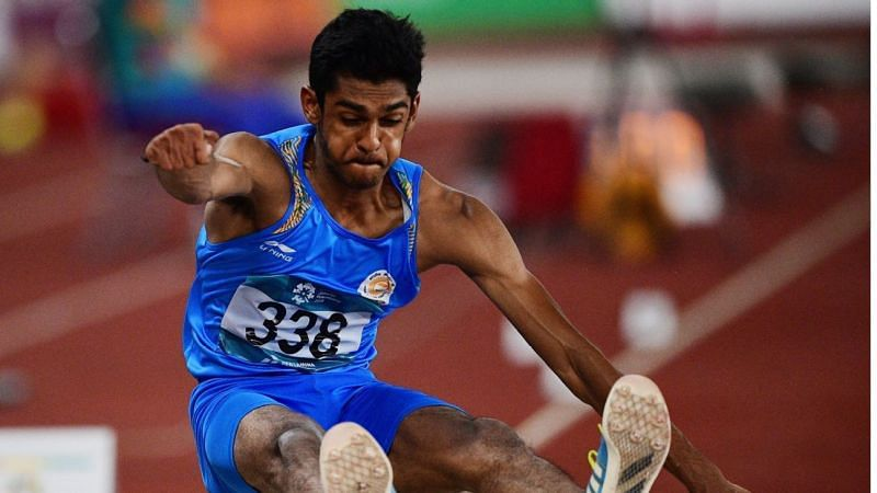 Murali Sreeshankar became the only Indian long jumper to qualify for Tokyo Olympics. (Source: Indian Athletics)