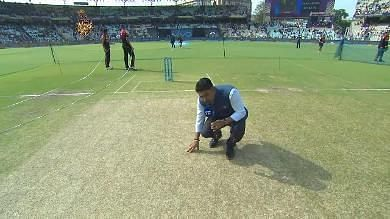 IPL Today Pitch Report